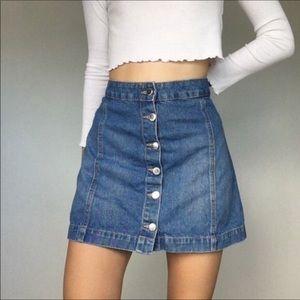 H&M Skirts - H&M Jean Skirt